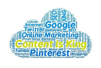 Content marketing và SEO