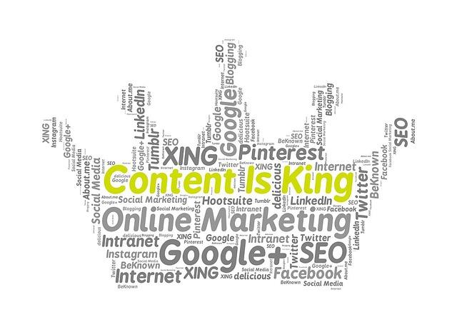 Nội dung là vua trong xếp hạng thứ hạng trên Google